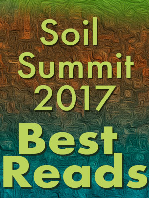 Soil Summit 2017 Books
