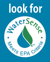 Look For WaterSense Certification